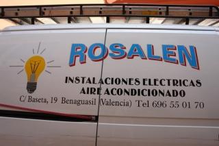 ELECTRICIDAD ROSALEN